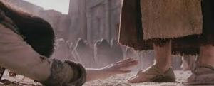 unthrown stones